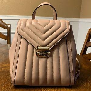 Michael Kors Medium Whitney Backpack
